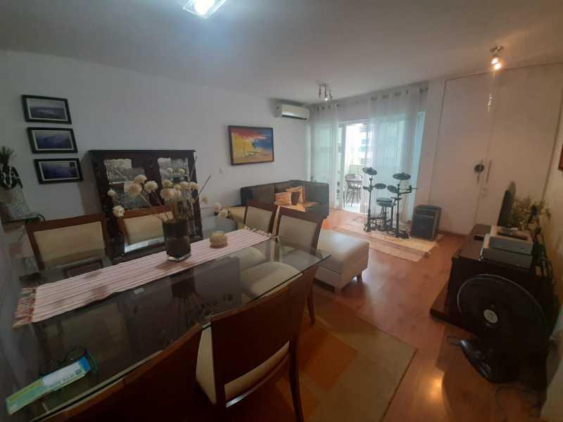 LUCINE19 - Apartamento 2 quartos à venda Recreio dos Bandeirantes, Rio de Janeiro - R$ 550.000 - FRAP21714 - 1