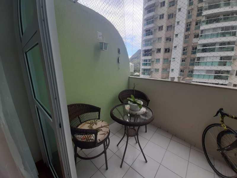 LUCINE26 - Apartamento 2 quartos à venda Recreio dos Bandeirantes, Rio de Janeiro - R$ 550.000 - FRAP21714 - 9