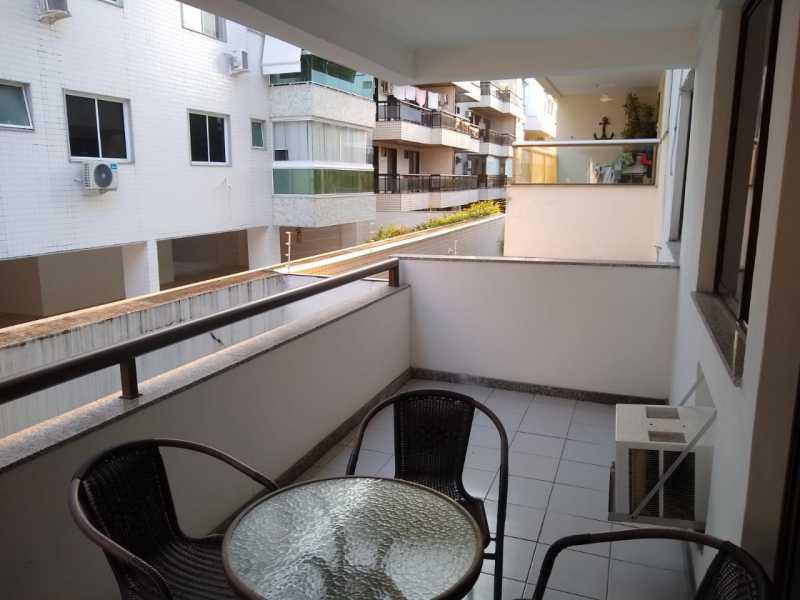 IMG-20210623-WA0033 - Apartamento 3 quartos à venda Recreio dos Bandeirantes, Rio de Janeiro - R$ 650.000 - FRAP30718 - 3