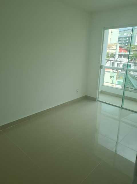 02 - Casa em Condomínio 2 quartos à venda Pechincha, Rio de Janeiro - R$ 485.000 - FRCN20081 - 3