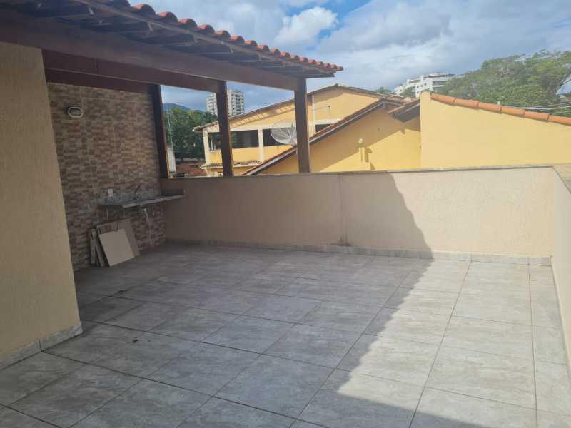 10 - Casa em Condomínio 2 quartos à venda Pechincha, Rio de Janeiro - R$ 485.000 - FRCN20081 - 11