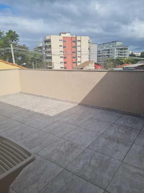 11 - Casa em Condomínio 2 quartos à venda Pechincha, Rio de Janeiro - R$ 485.000 - FRCN20081 - 12