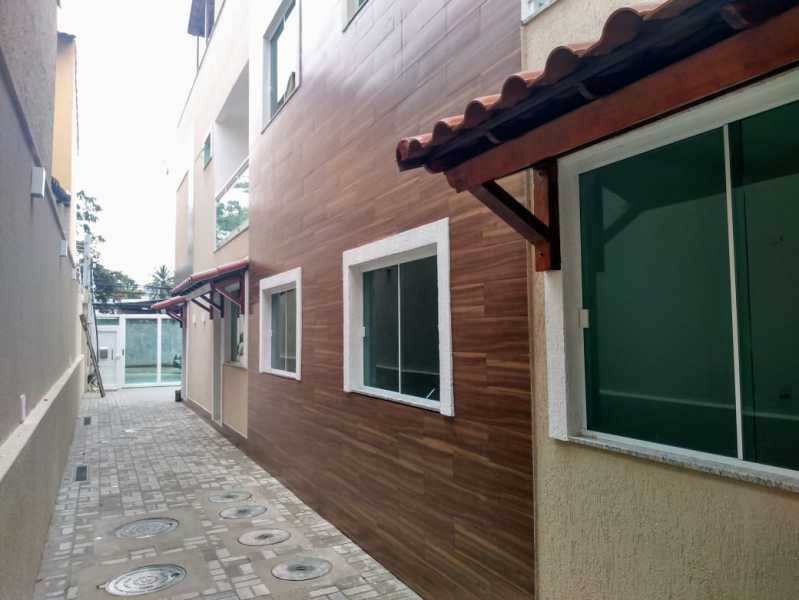 12 - Casa em Condomínio 2 quartos à venda Pechincha, Rio de Janeiro - R$ 485.000 - FRCN20081 - 13
