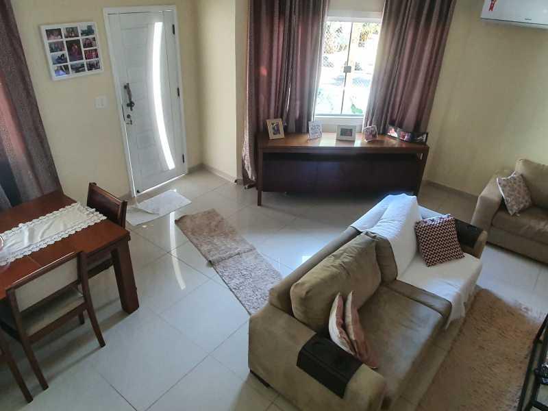 02 - Casa em Condomínio 3 quartos à venda Jacarepaguá, Rio de Janeiro - R$ 1.300.000 - FRCN30199 - 3