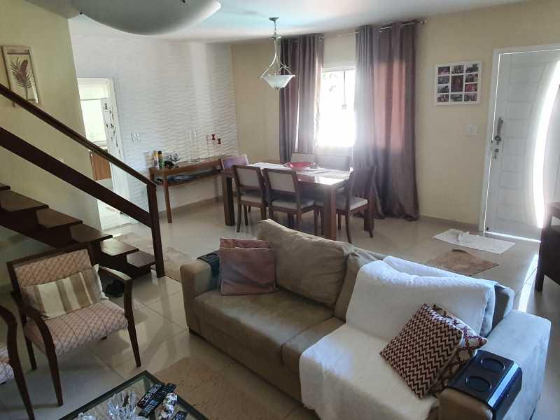 03 - Casa em Condomínio 3 quartos à venda Jacarepaguá, Rio de Janeiro - R$ 1.300.000 - FRCN30199 - 4