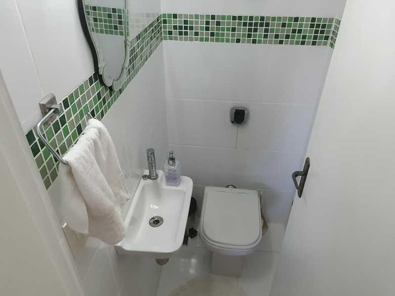 16 - Casa em Condomínio 3 quartos à venda Jacarepaguá, Rio de Janeiro - R$ 1.300.000 - FRCN30199 - 17
