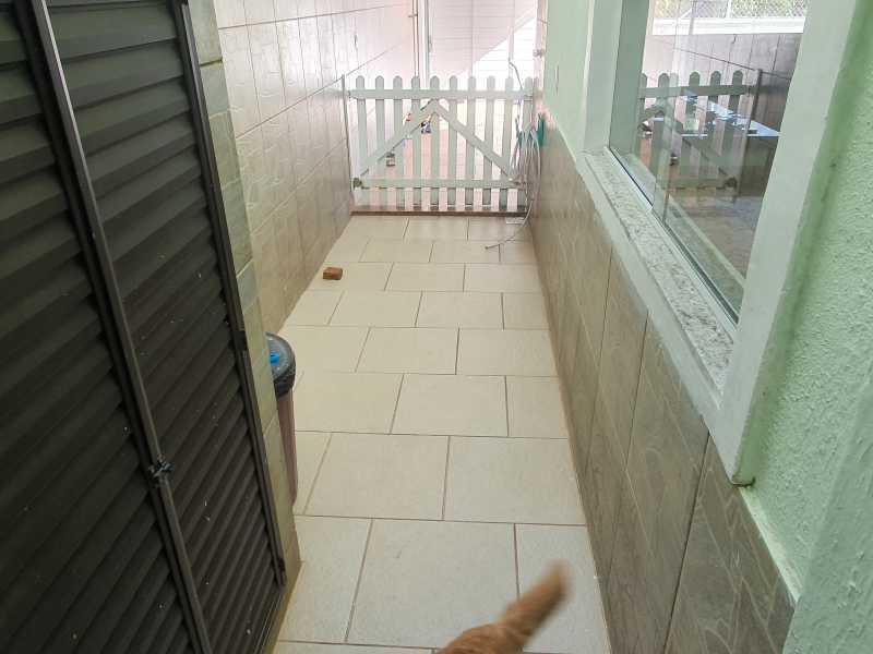 18 - Casa em Condomínio 3 quartos à venda Jacarepaguá, Rio de Janeiro - R$ 1.300.000 - FRCN30199 - 21
