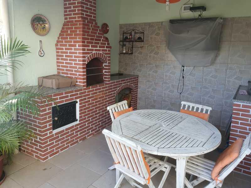 19 - Casa em Condomínio 3 quartos à venda Jacarepaguá, Rio de Janeiro - R$ 1.300.000 - FRCN30199 - 22