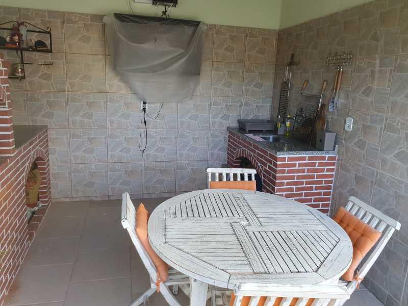 20 - Casa em Condomínio 3 quartos à venda Jacarepaguá, Rio de Janeiro - R$ 1.300.000 - FRCN30199 - 23