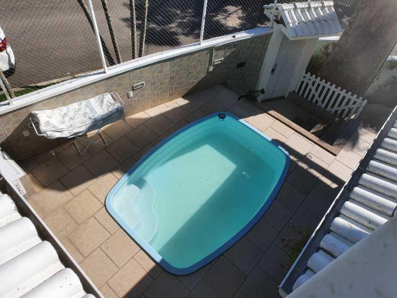 21 - Casa em Condomínio 3 quartos à venda Jacarepaguá, Rio de Janeiro - R$ 1.300.000 - FRCN30199 - 24