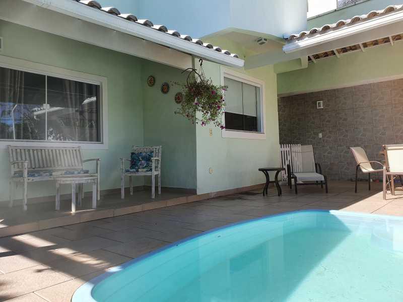 22 - Casa em Condomínio 3 quartos à venda Jacarepaguá, Rio de Janeiro - R$ 1.300.000 - FRCN30199 - 25