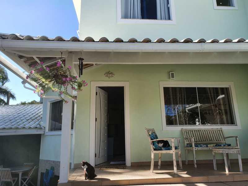 27 - Casa em Condomínio 3 quartos à venda Jacarepaguá, Rio de Janeiro - R$ 1.300.000 - FRCN30199 - 28