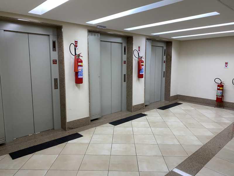 03 - Sala Comercial 20m² à venda Pechincha, Rio de Janeiro - R$ 93.000 - FRSL00137 - 4