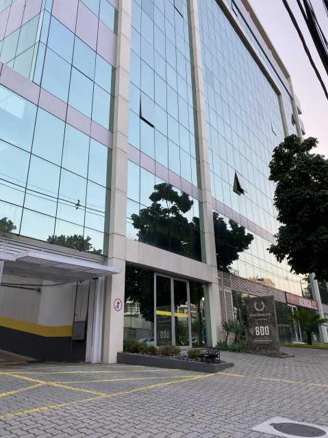 01 - Sala Comercial 20m² para alugar Pechincha, Rio de Janeiro - R$ 600 - FRSL00138 - 1