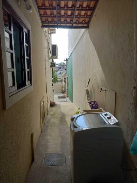19. - Casa 5 quartos à venda Pechincha, Rio de Janeiro - R$ 680.000 - FRCA50013 - 20