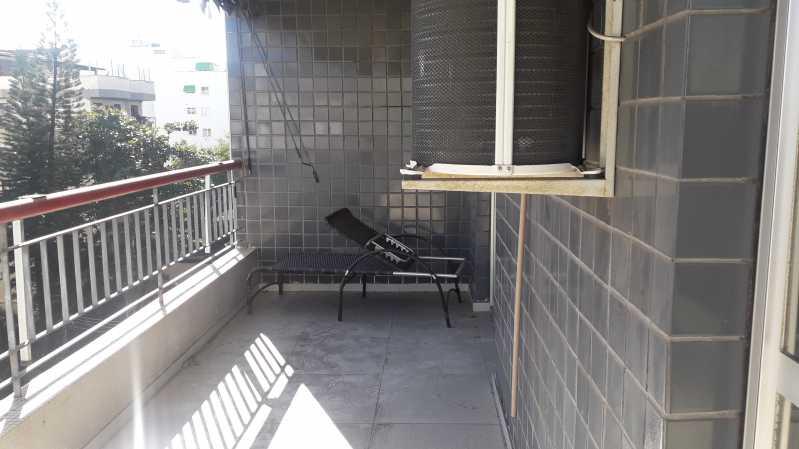 6 - Apartamento 3 quartos à venda Anil, Rio de Janeiro - R$ 590.000 - FRAP30722 - 6