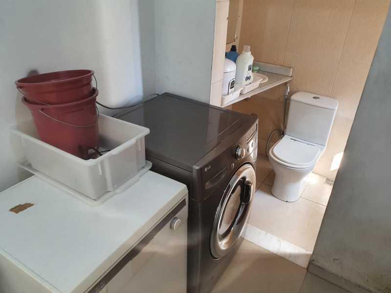 20210711_103449 - Casa 5 quartos à venda Taquara, Rio de Janeiro - R$ 980.000 - FRCA50014 - 30
