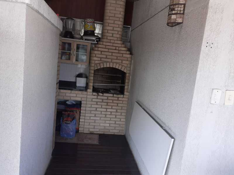 WhatsApp Image 2021-07-13 at 1 - Cobertura 2 quartos à venda Jacarepaguá, Rio de Janeiro - R$ 690.000 - FRCO20067 - 6