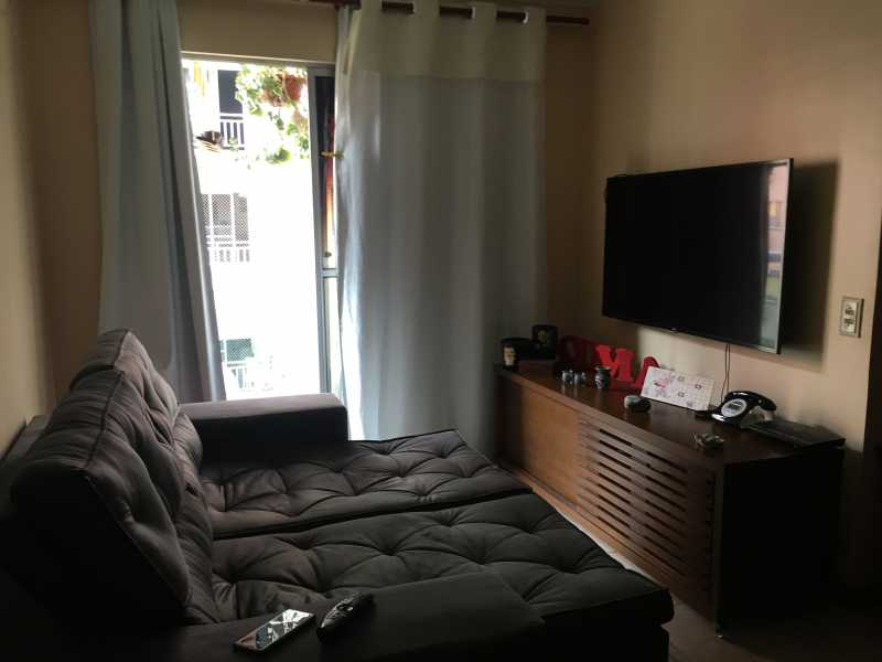 02 - Apartamento 2 quartos à venda Praça Seca, Rio de Janeiro - R$ 190.000 - FRAP21727 - 1