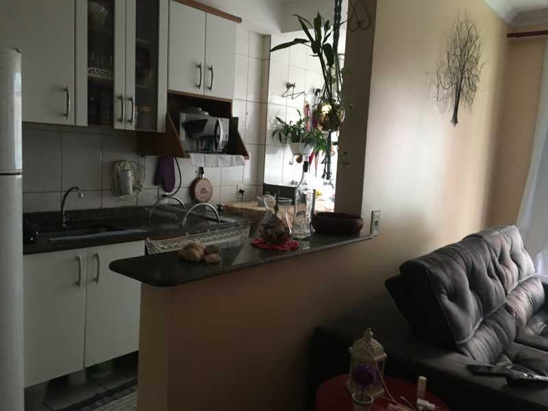 03 - Apartamento 2 quartos à venda Praça Seca, Rio de Janeiro - R$ 190.000 - FRAP21727 - 5