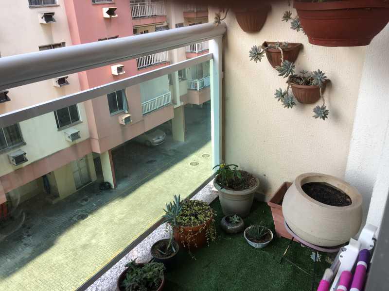 05 - Apartamento 2 quartos à venda Praça Seca, Rio de Janeiro - R$ 190.000 - FRAP21727 - 4