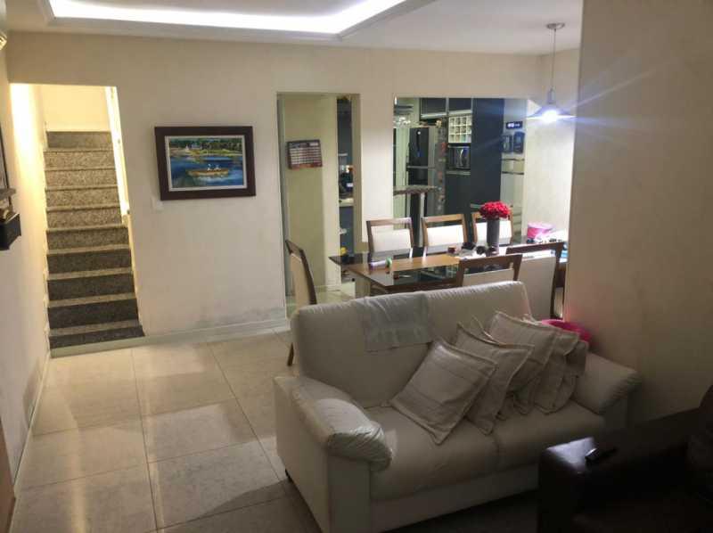 01. - Casa em Condomínio 3 quartos à venda Anil, Rio de Janeiro - R$ 580.000 - FRCN30202 - 3