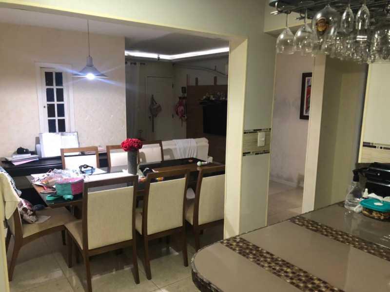 02. - Casa em Condomínio 3 quartos à venda Anil, Rio de Janeiro - R$ 580.000 - FRCN30202 - 4