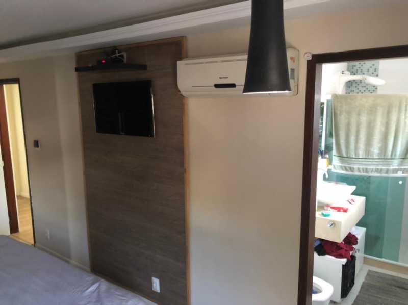 04. - Casa em Condomínio 3 quartos à venda Anil, Rio de Janeiro - R$ 580.000 - FRCN30202 - 6