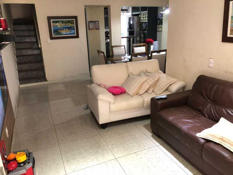 14. - Casa em Condomínio 3 quartos à venda Anil, Rio de Janeiro - R$ 580.000 - FRCN30202 - 1
