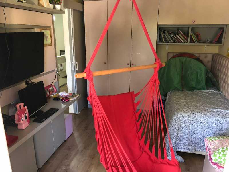 16. - Casa em Condomínio 3 quartos à venda Anil, Rio de Janeiro - R$ 580.000 - FRCN30202 - 7