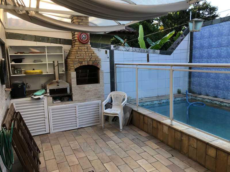 23. - Casa em Condomínio 3 quartos à venda Anil, Rio de Janeiro - R$ 580.000 - FRCN30202 - 23