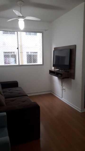 2 - SALA - Apartamento 2 quartos à venda Água Santa, Rio de Janeiro - R$ 185.000 - MEAP21201 - 3