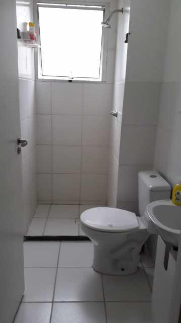 4 - BANHEIRO SOCIAL - Apartamento 2 quartos à venda Água Santa, Rio de Janeiro - R$ 185.000 - MEAP21201 - 9