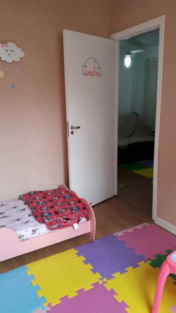 5 - QUARTO 1 - Apartamento 2 quartos à venda Água Santa, Rio de Janeiro - R$ 185.000 - MEAP21201 - 5
