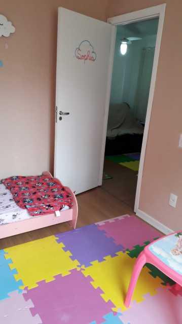 7 - QUARTO 1 - Apartamento 2 quartos à venda Água Santa, Rio de Janeiro - R$ 185.000 - MEAP21201 - 7