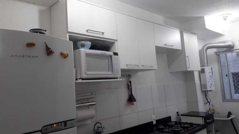 11 - COZINHA - Apartamento 2 quartos à venda Água Santa, Rio de Janeiro - R$ 185.000 - MEAP21201 - 12