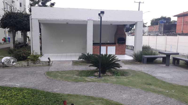 18 - CONDOMÍNIO - Apartamento 2 quartos à venda Água Santa, Rio de Janeiro - R$ 185.000 - MEAP21201 - 18