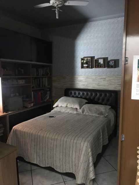 7 - QUARTO SUÍTE - Casa de Vila 2 quartos à venda Quintino Bocaiúva, Rio de Janeiro - R$ 320.000 - MECV20065 - 8