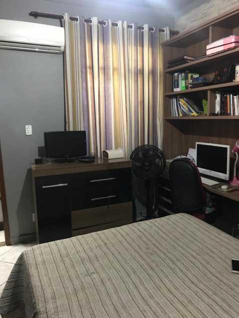 9 - QUARTO SUÍTE - Casa de Vila 2 quartos à venda Quintino Bocaiúva, Rio de Janeiro - R$ 320.000 - MECV20065 - 10