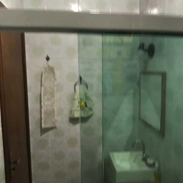10 - BANHEIRO SUÍTE - Casa de Vila 2 quartos à venda Quintino Bocaiúva, Rio de Janeiro - R$ 320.000 - MECV20065 - 11