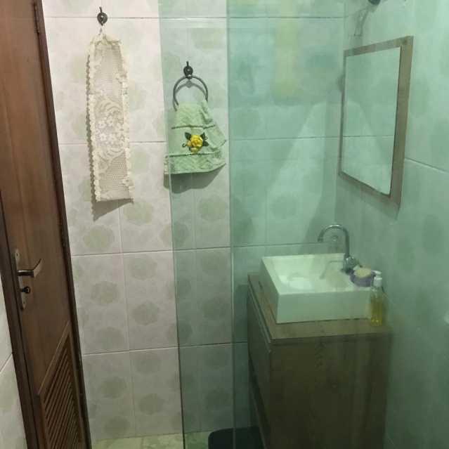 11 - BANHEIRO SUÍTE - Casa de Vila 2 quartos à venda Quintino Bocaiúva, Rio de Janeiro - R$ 320.000 - MECV20065 - 12