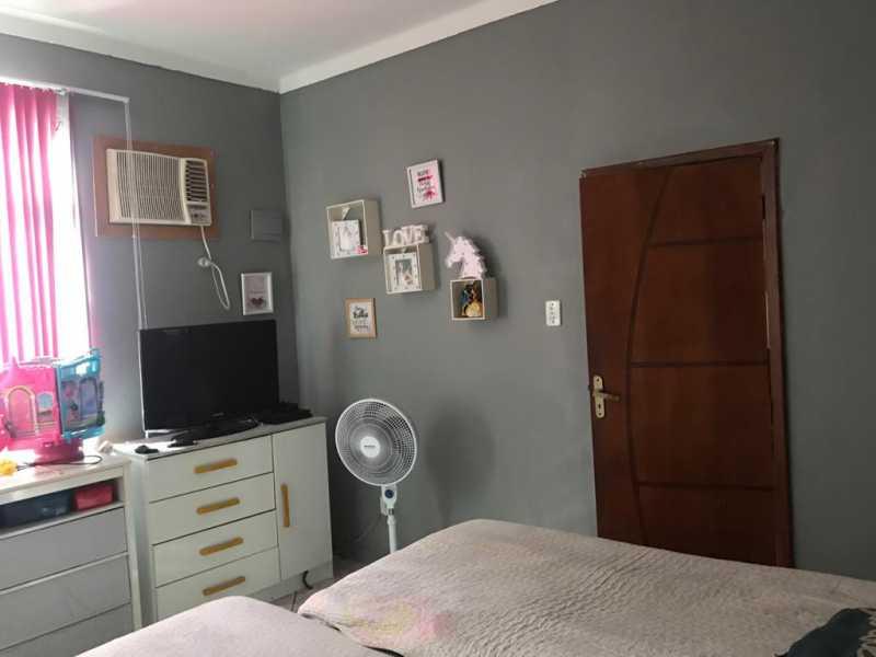13 - QUARTO 2 - Casa de Vila 2 quartos à venda Quintino Bocaiúva, Rio de Janeiro - R$ 320.000 - MECV20065 - 14