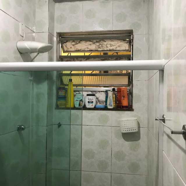 17 - BANHEIRO SOCIAL - Casa de Vila 2 quartos à venda Quintino Bocaiúva, Rio de Janeiro - R$ 320.000 - MECV20065 - 18