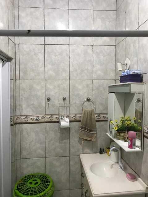 18 - BANHEIRO SOCIAL - Casa de Vila 2 quartos à venda Quintino Bocaiúva, Rio de Janeiro - R$ 320.000 - MECV20065 - 19