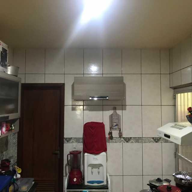 19 - COZINHA - Casa de Vila 2 quartos à venda Quintino Bocaiúva, Rio de Janeiro - R$ 320.000 - MECV20065 - 20