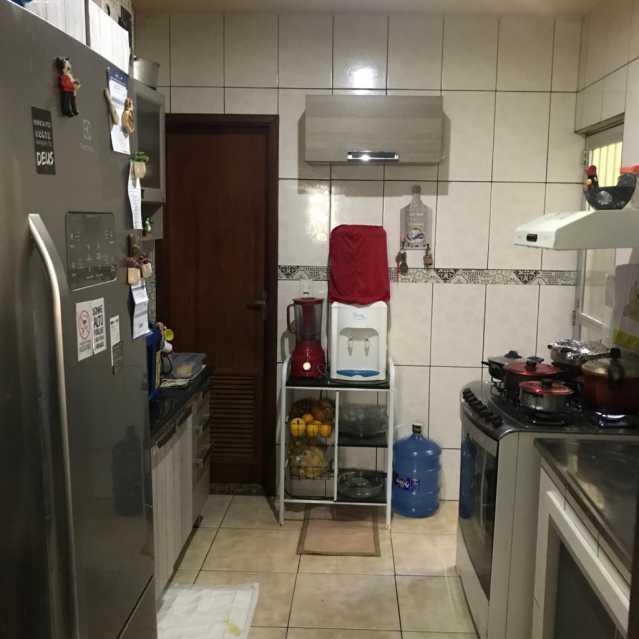 21 - COZINHA - Casa de Vila 2 quartos à venda Quintino Bocaiúva, Rio de Janeiro - R$ 320.000 - MECV20065 - 22
