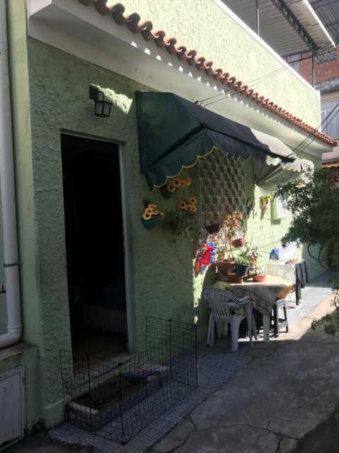 22 - CASA FACHADA - Casa de Vila 2 quartos à venda Quintino Bocaiúva, Rio de Janeiro - R$ 320.000 - MECV20065 - 23