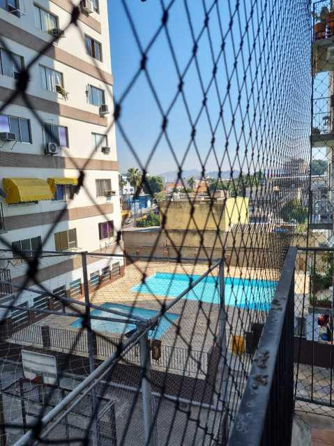 4 - VARANDA - Apartamento 2 quartos à venda Cachambi, Rio de Janeiro - R$ 200.000 - MEAP21203 - 4