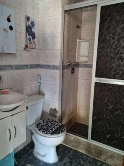 7 - BANHEIRO SOCIAL. - Apartamento 2 quartos à venda Cachambi, Rio de Janeiro - R$ 200.000 - MEAP21203 - 7