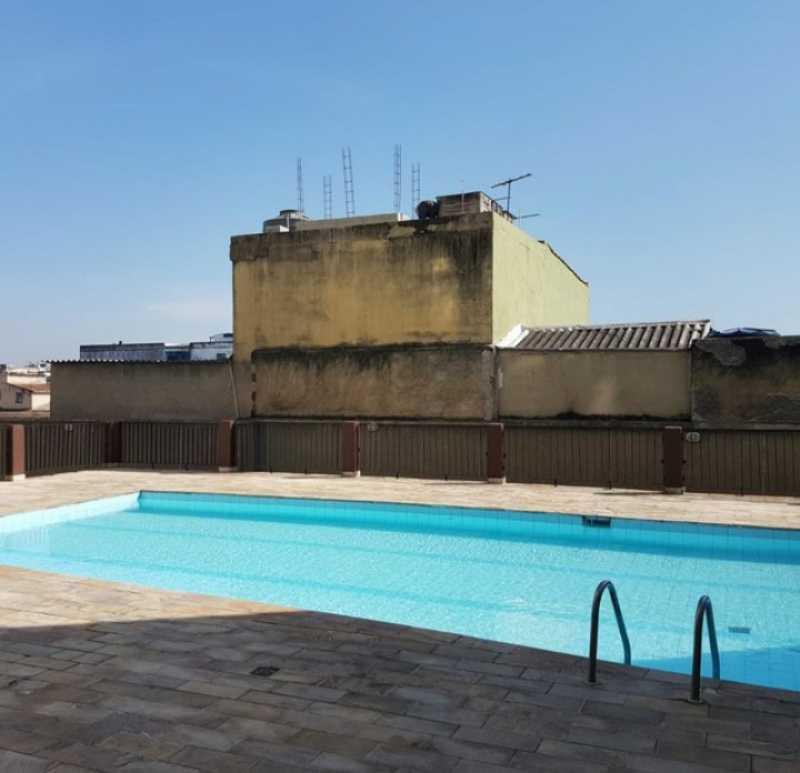 13 - PISCINA. - Apartamento 2 quartos à venda Cachambi, Rio de Janeiro - R$ 200.000 - MEAP21203 - 13
